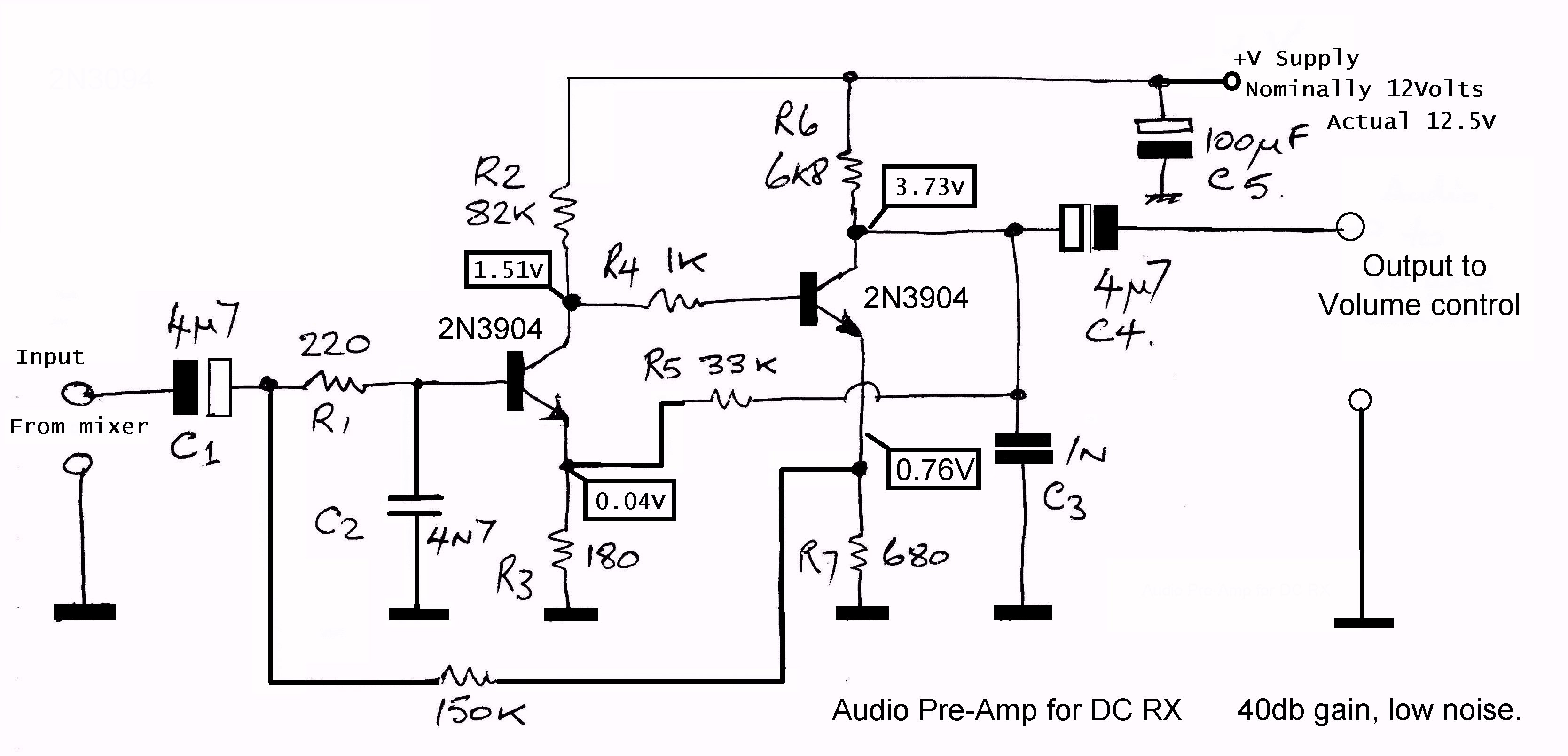 msf receiver wiring diagram
