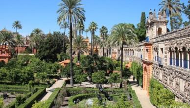 Espanha - Sevilha - Real Alcazar