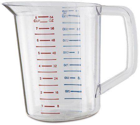 4 Qt Measuring Cup