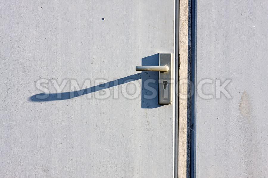 Door entrance - Jan Brons Stock Images