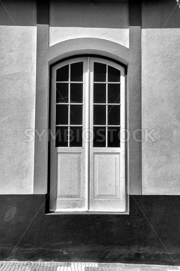 High Door - Jan Brons Stock Images