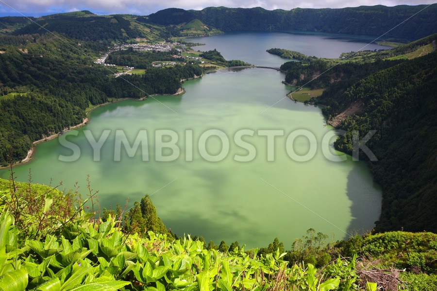 Lagoon of the Seven Cities - Jan Brons Stock Images