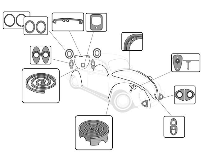 1979 convertible vw bug wiring diagram