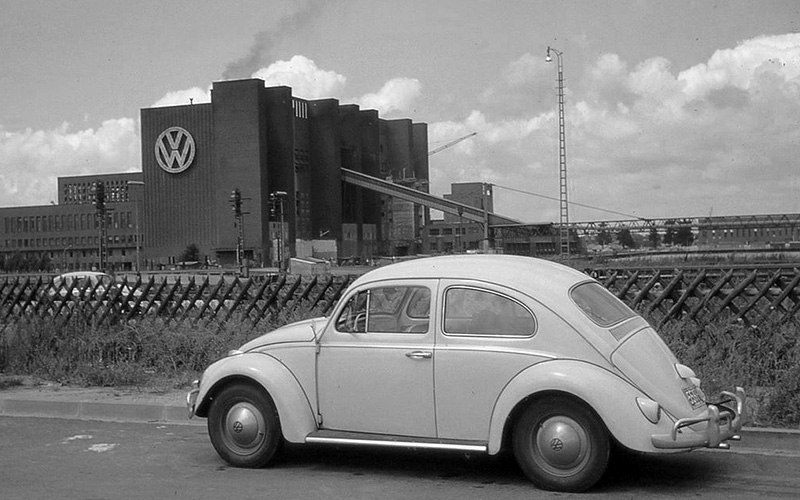 A Brief History of the VW Beetle, 1931-1955