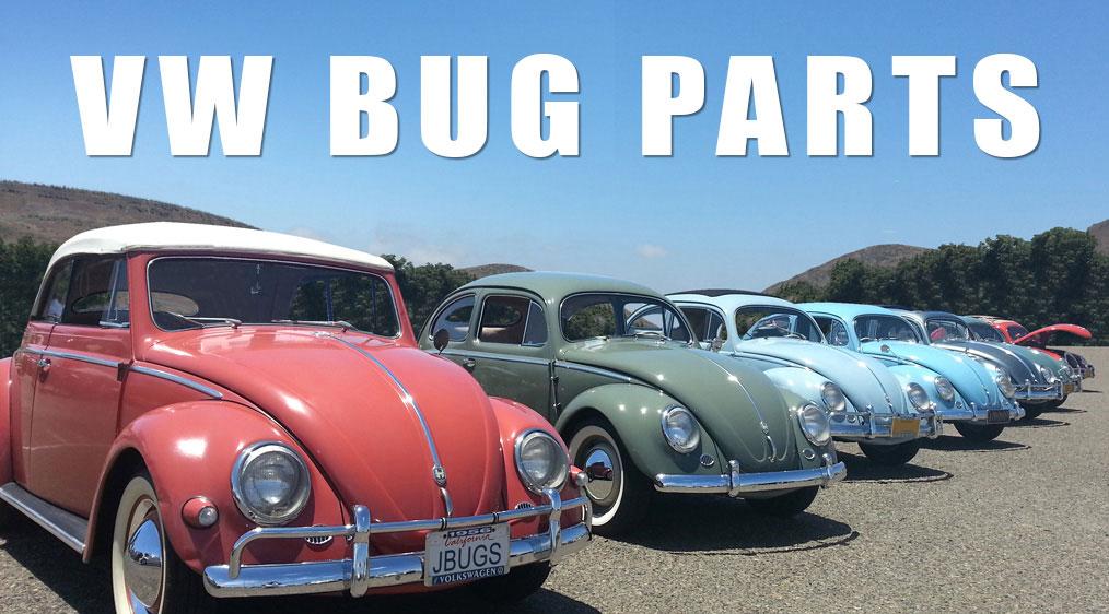 VW Bug Parts, Volkswagen Beetle Parts- JBugs
