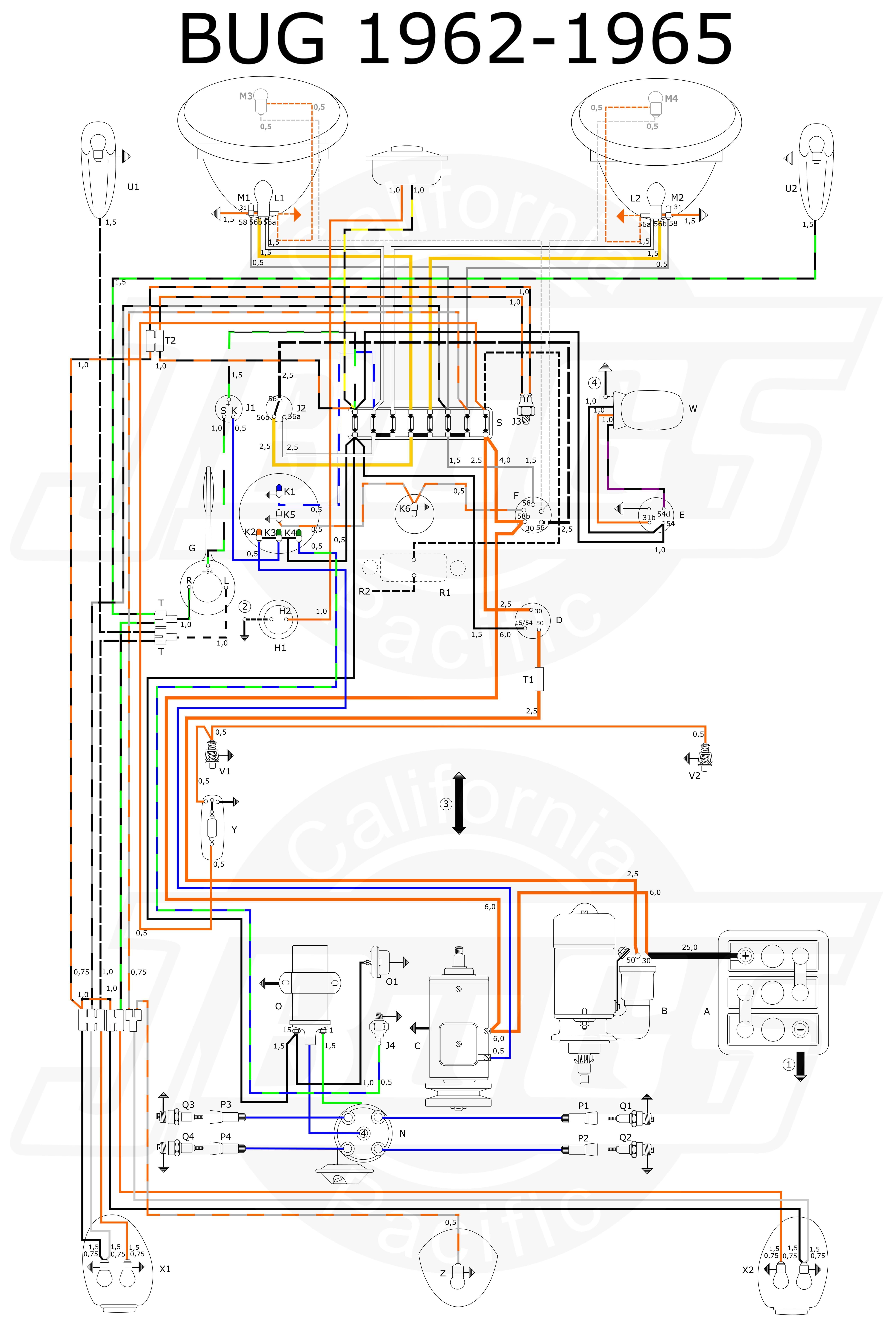 1963 volkswagen headlight wiring diagram wiring library 74 vw wiring a motor 1963 vw beetle wiring harness auto electrical wiring diagram vw beetle diagram 1963 vw beetle wiring