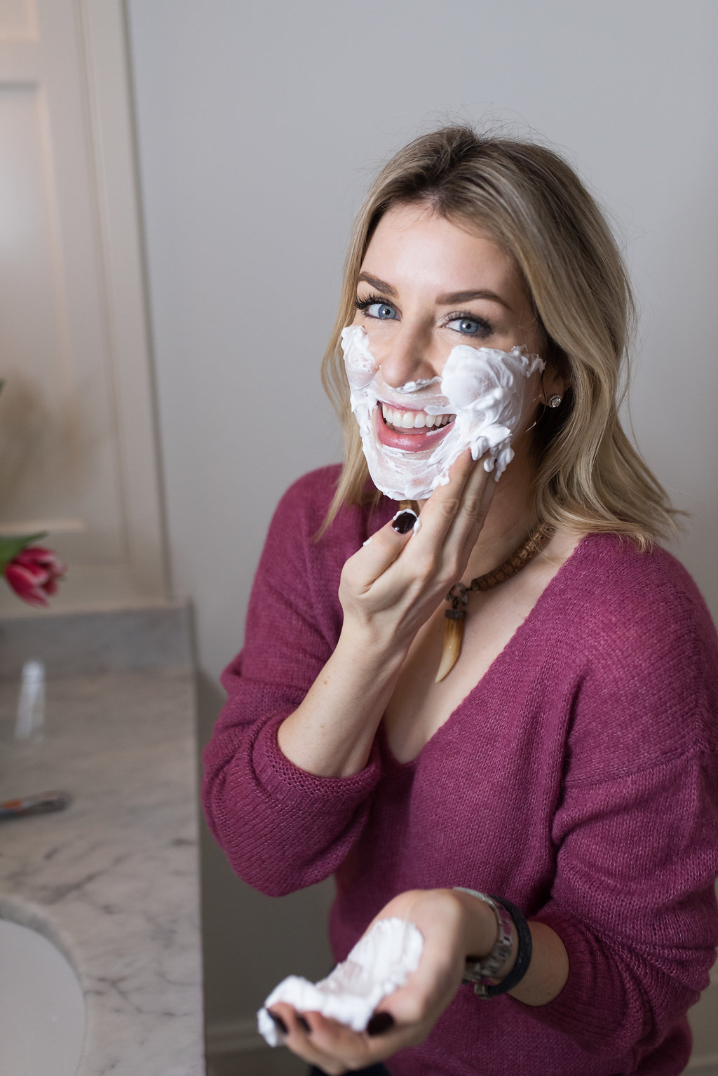 Why Every Woman Should Shave Their Face