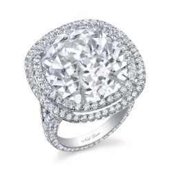 Small Of Neil Lane Engagement Ring