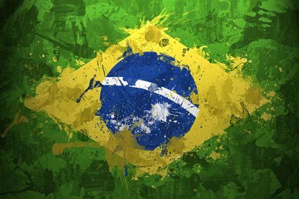 drapeau du bresil