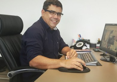 Renato Domingos Neto diretor da VR Software