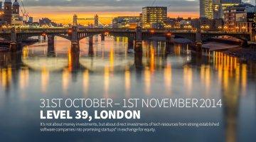 startcelerate london event