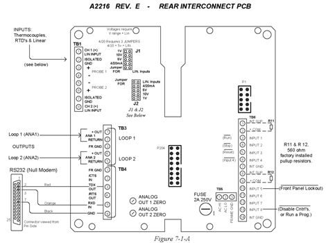 null modem cable wiring diagram