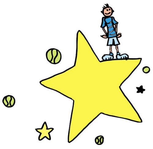 Ma rencontre avec une star
