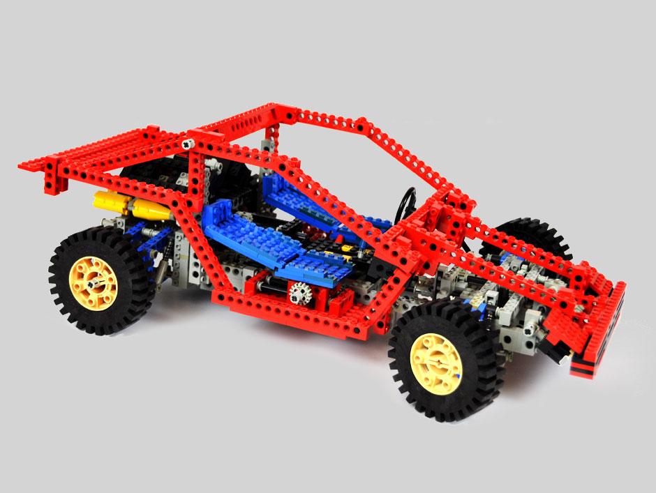 Lego Technic Test Car 8865 For Sale Online » JDL Studio Online