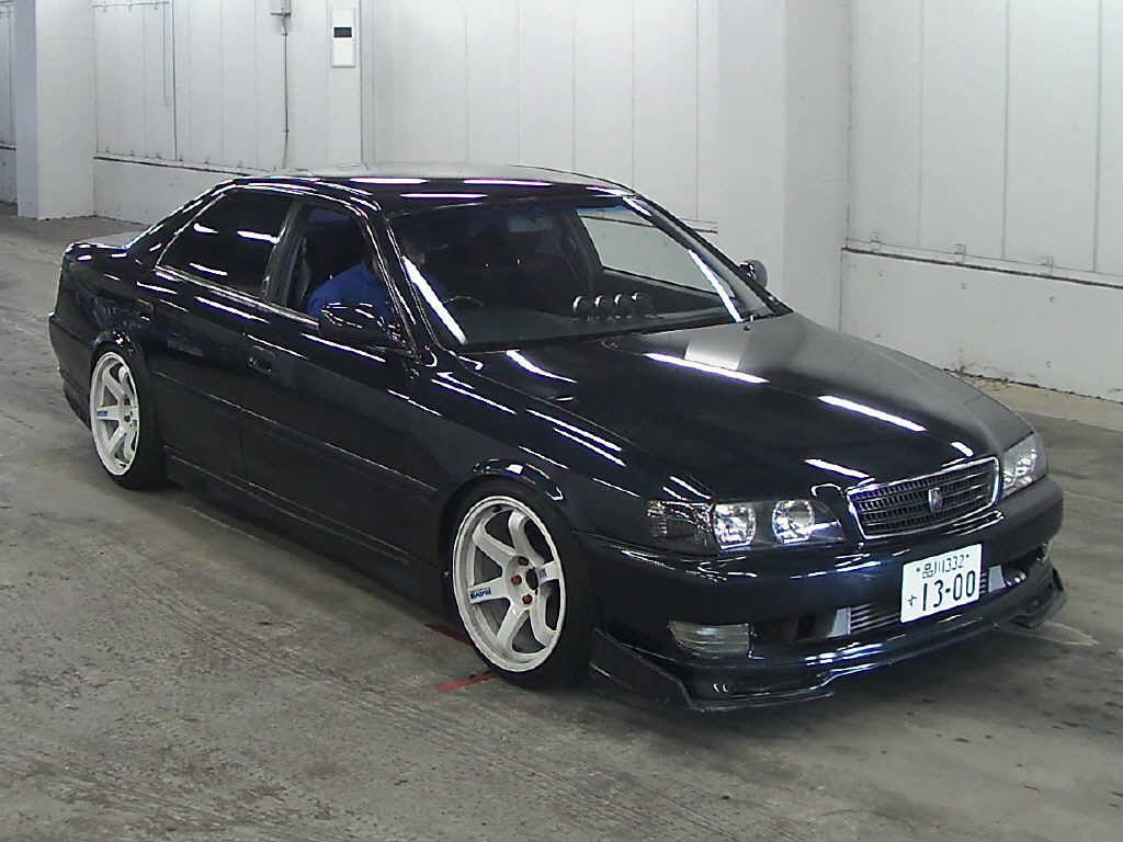 Slammed Car Wallpaper Car Of The Day 14 04 2013 Jzx100 Toyota Chaser