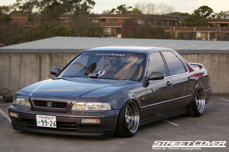 Acura Legend JDMEURO JDM Wheels and Trends Archive