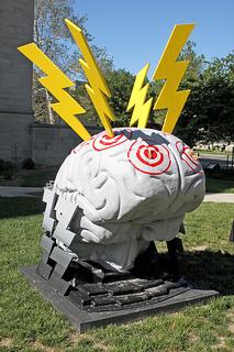 Goals should electrify the brain.