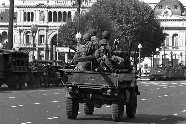 golpe militar 1976 argentina: