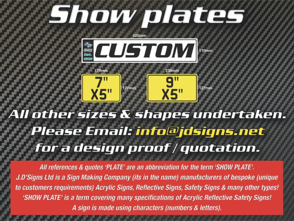 JD Signs number plate page image (1)