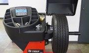 東洋精器工業 乗用車用ホイールバランサー「TRIM BP-7300P」