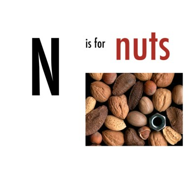 N is for Nuts