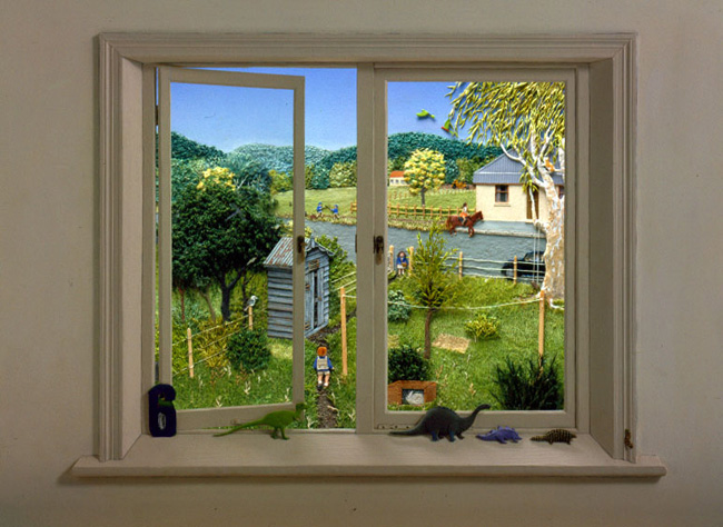 Window On A Changing World Jeannie Baker