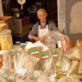 Cheese Vendor, Catania, Sicily thumbnail
