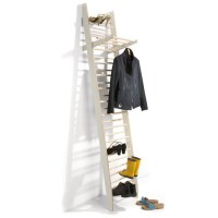 Zeugwart Shoe and Coat Rack - Efficient Use of Storage Space