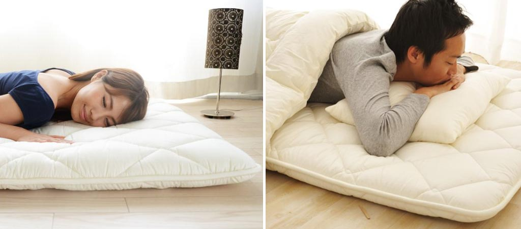 japanese sleeping futon