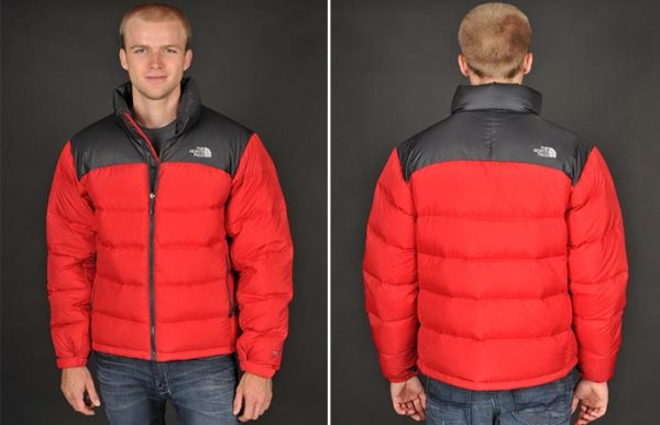 Image result for THE NORTH FACE NUPTSE JACKET - MEN'S