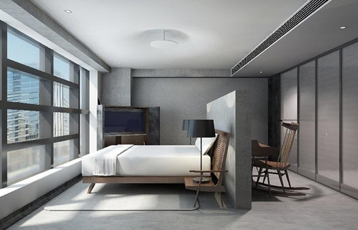 Tuve boutique hotel by design systems