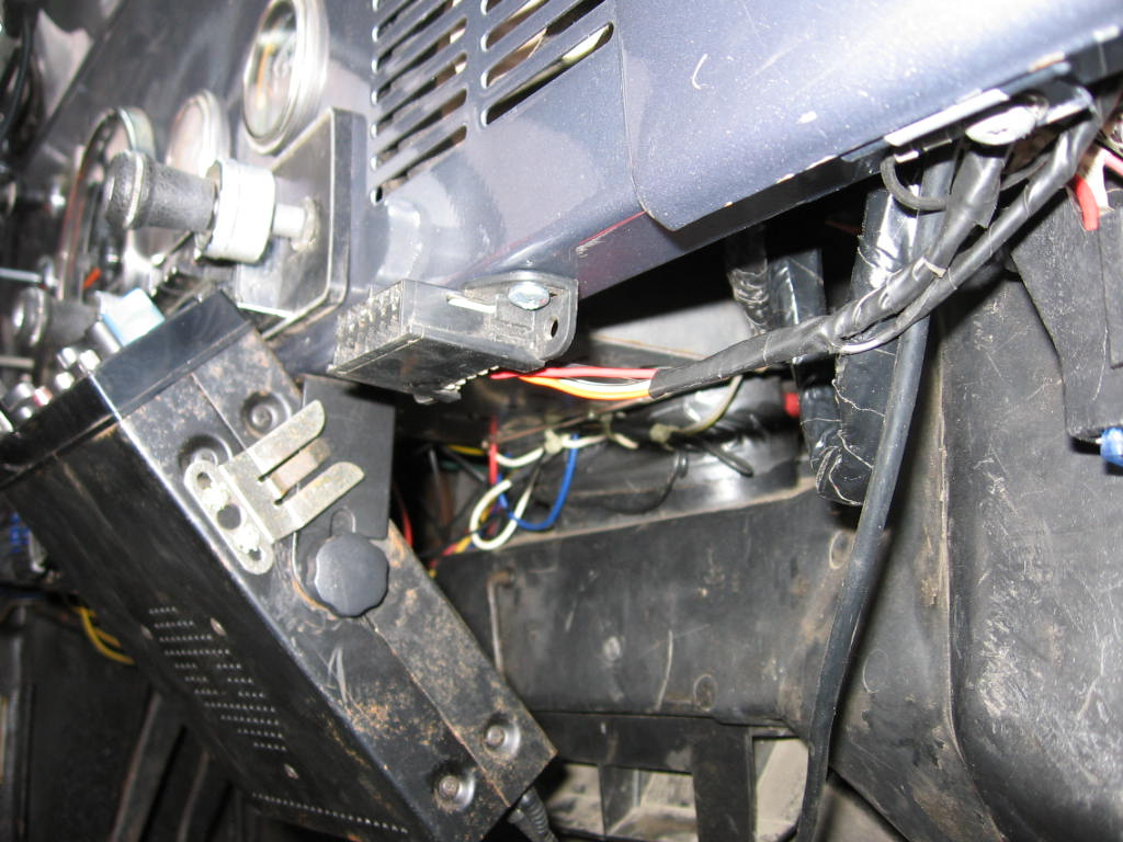jeep cj hard top wire connector