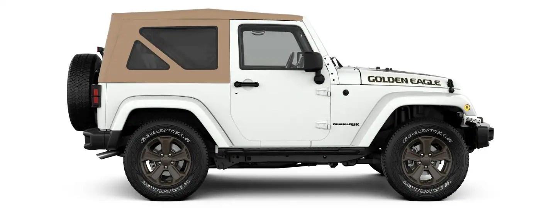 2018 Jeep Wrangler JK Golden Eagle - Limited Edition SUV