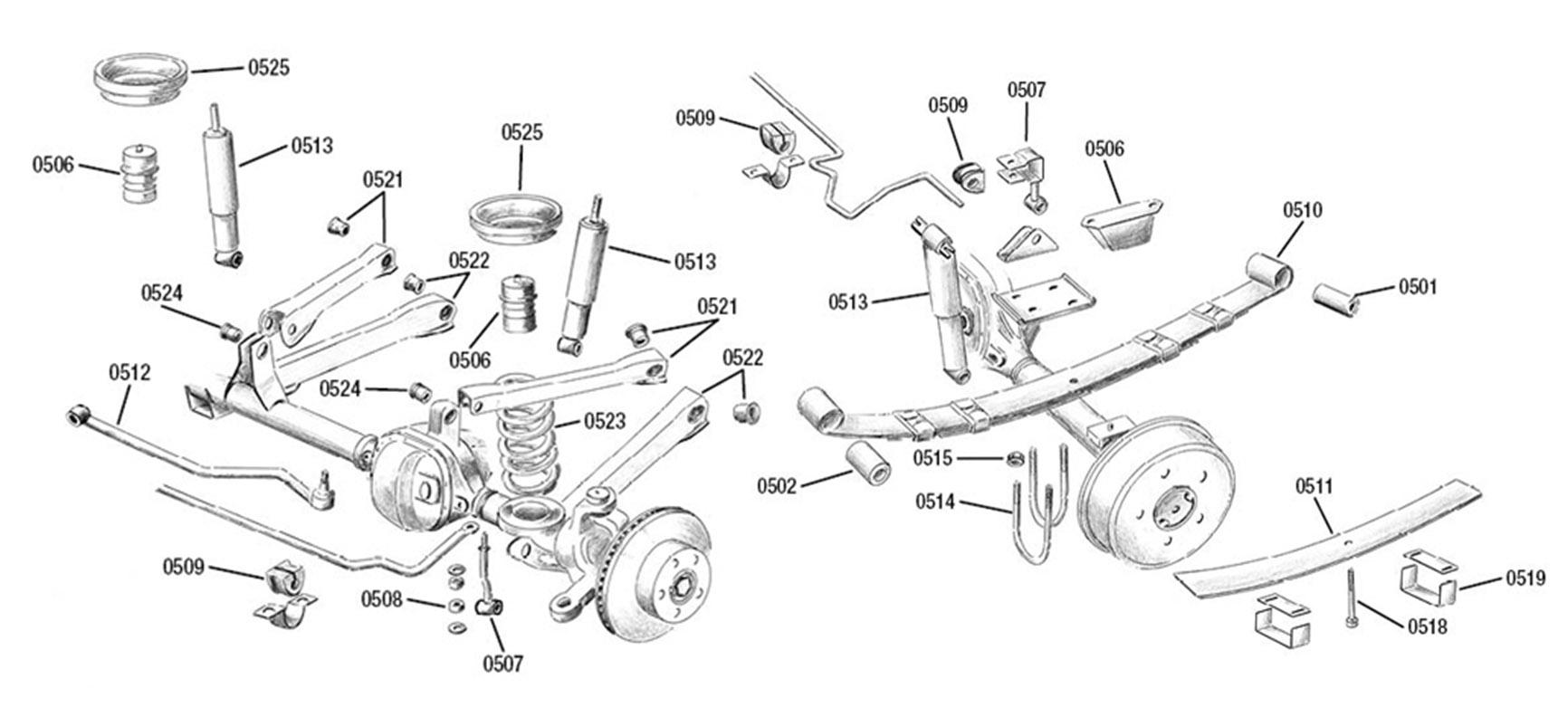 jeep schema moteur electrique