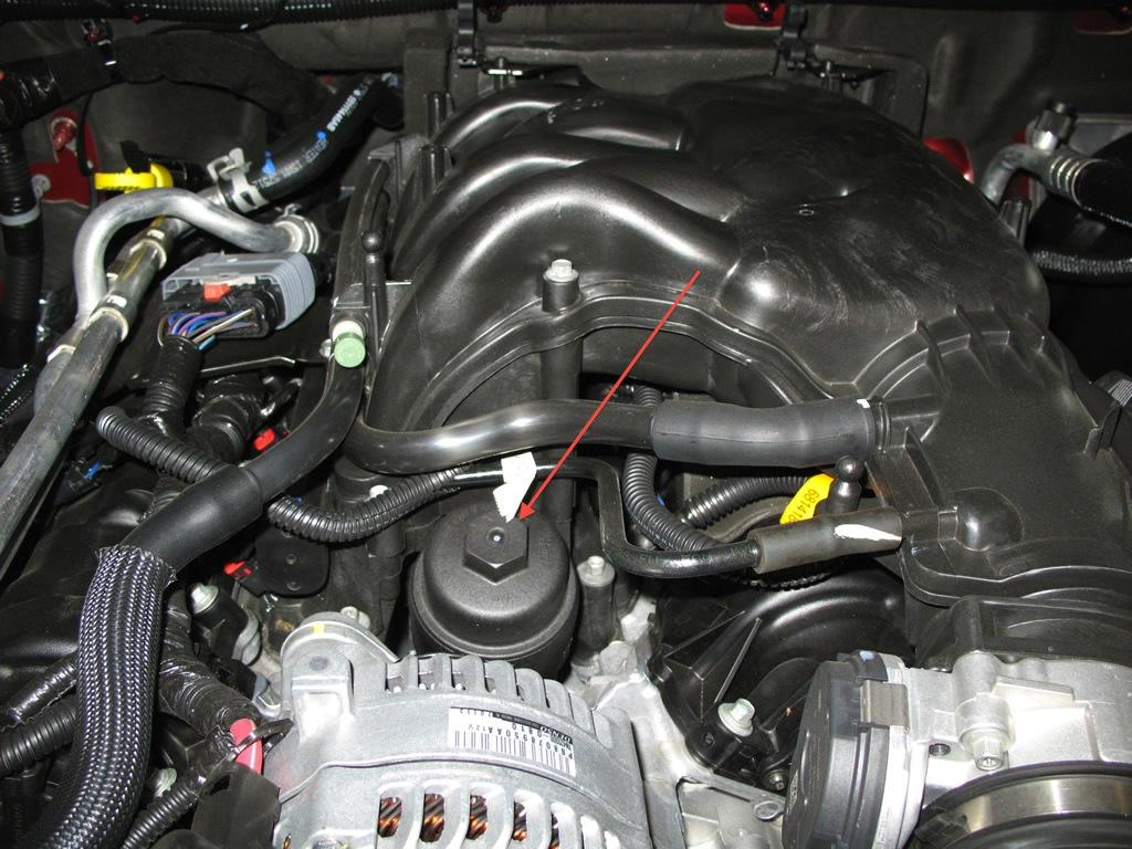 2011 jeep wrangler fuel filter