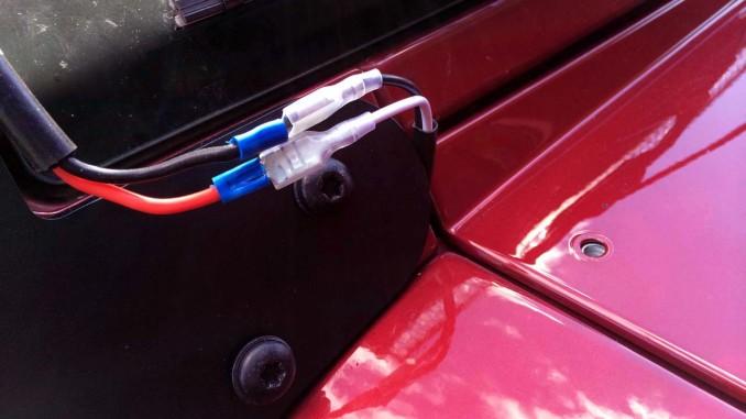 Raxiom Wrangler JK Light Bar Installation - Wiring the harness