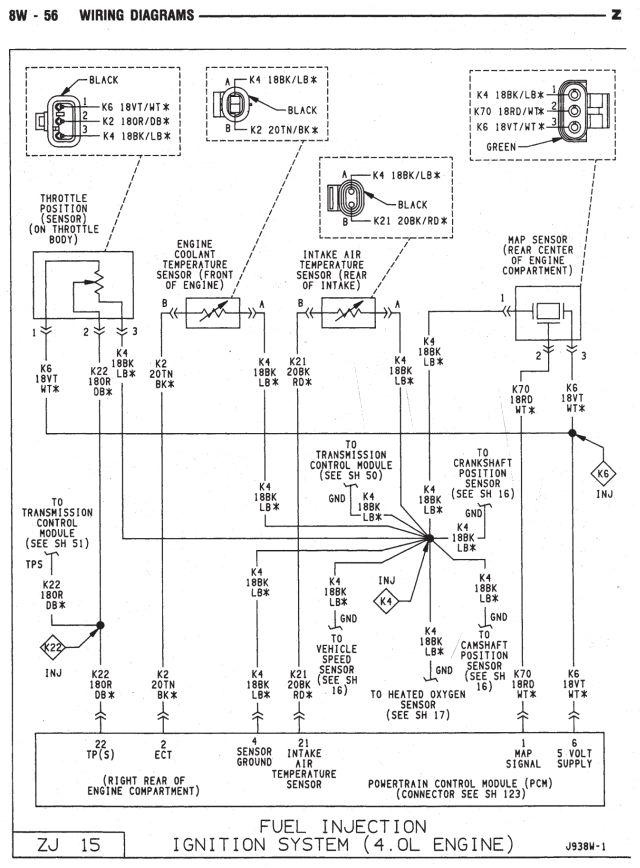 Jeep 4 0 Engine Starter Wire Schematic Wiring Schematic Diagram