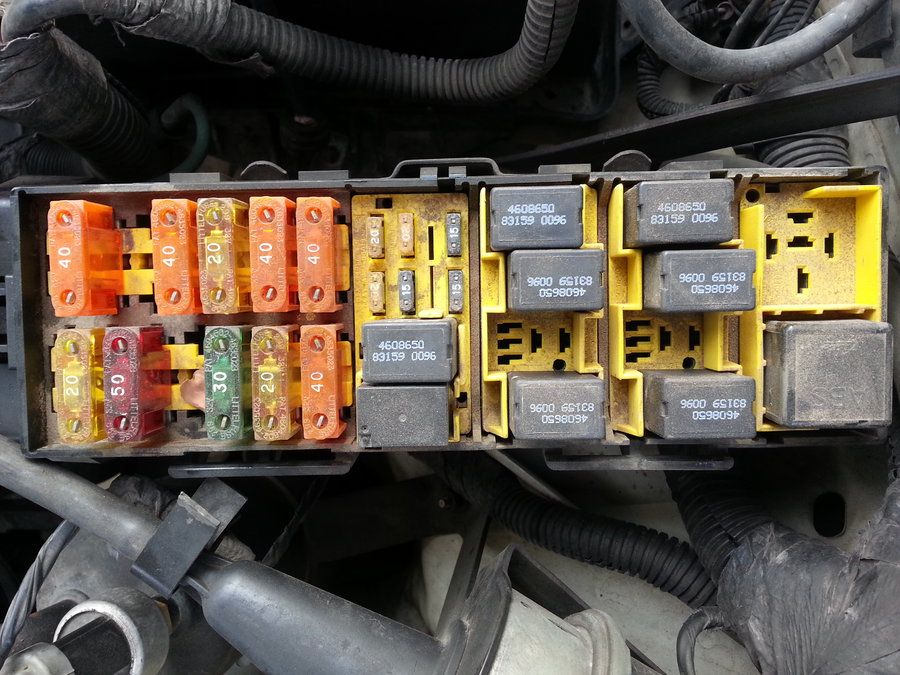 What does the fuse I\u0027m missing go to? - JeepForum