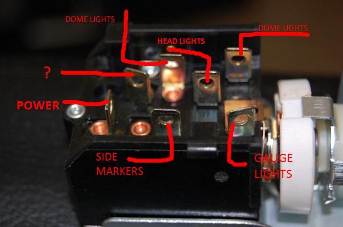 Cj Headlight Switch Wiring Diagram Wiring Schematic Diagram
