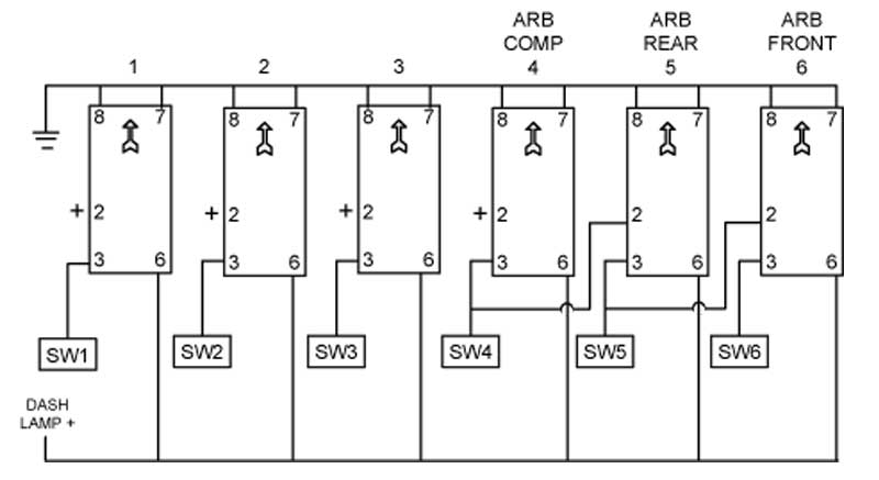 diy spod wiring diagram