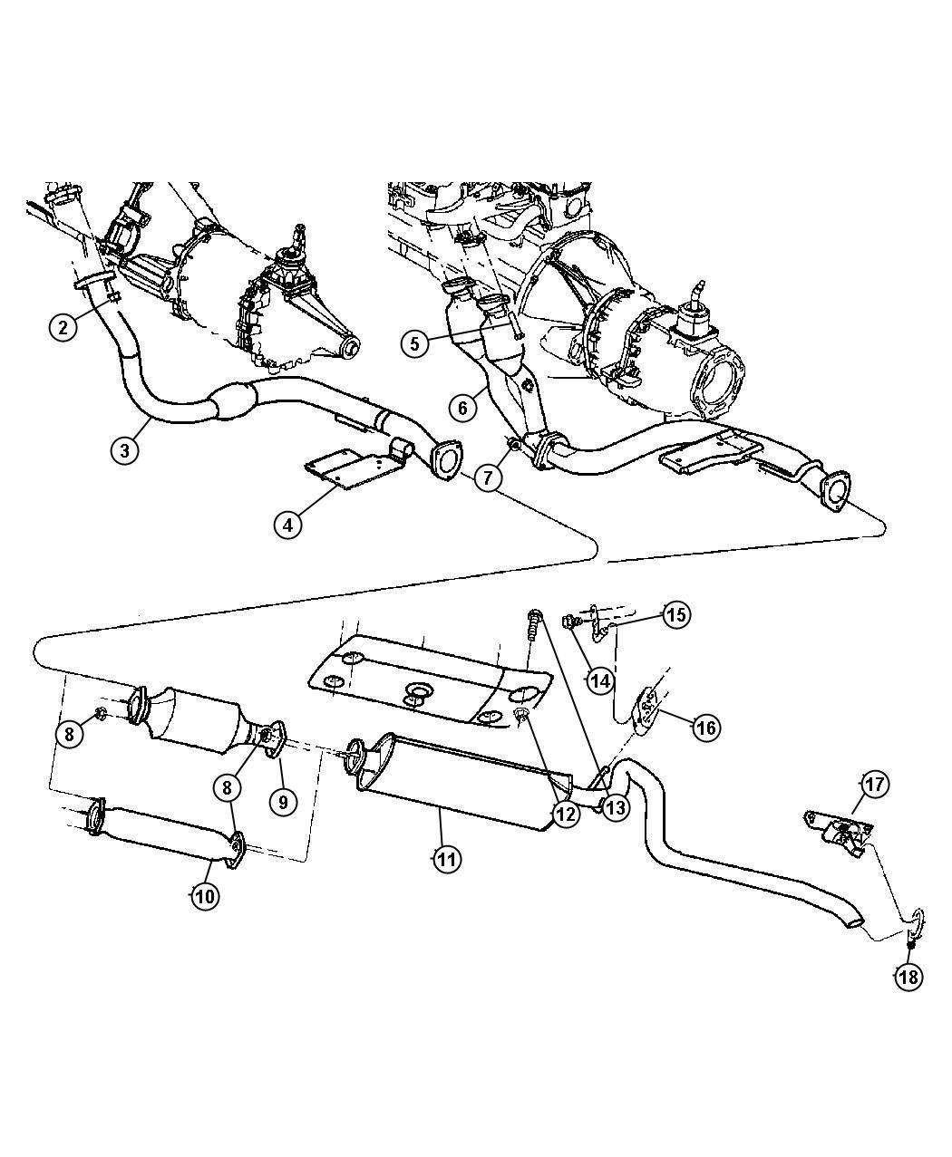1999 jeep 2.5l engine diagram