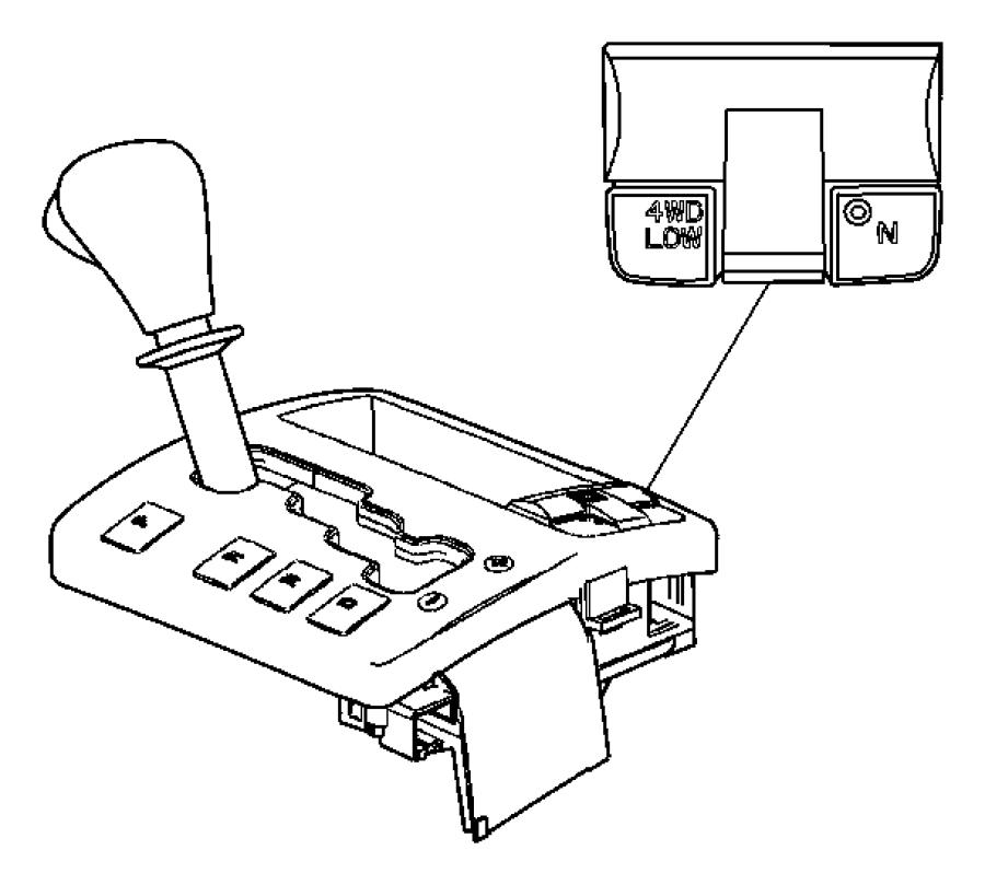 jeep quadra trac switch