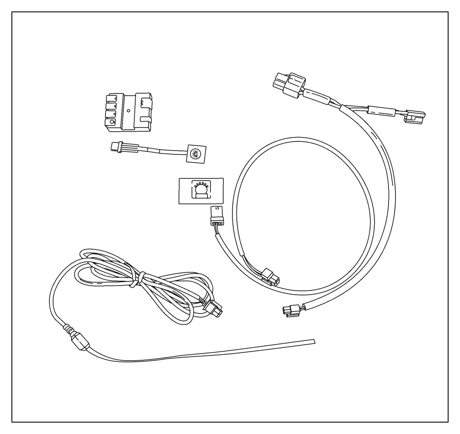 jeep wiring harness kits