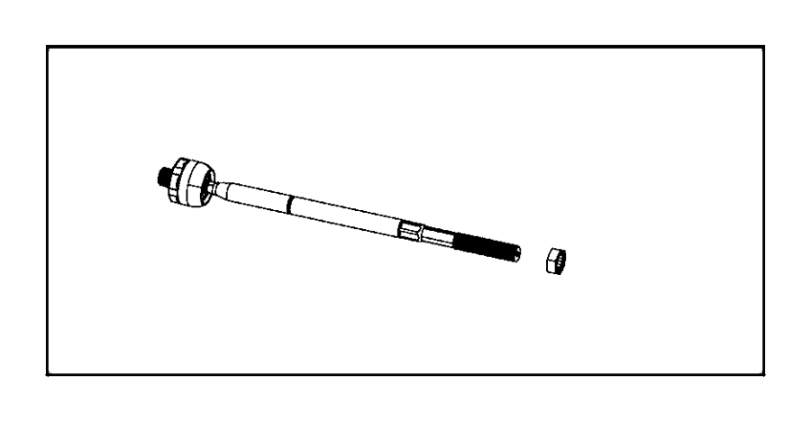 grand cherokee tie rod end diagram