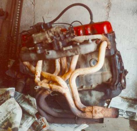 Jeep Engine AMC 258 I6