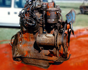 Jeep Engine Hurricane F Head 134 I4