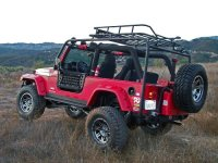 Jeep Wrangler Roof Racks | Jeep Wrangler Outpost
