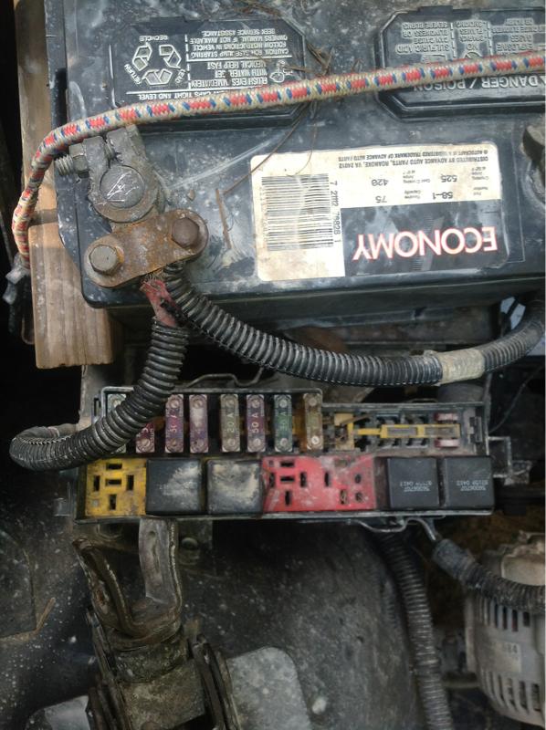 1992 Jeep Yj Fuse Box Location - Carbonvotemuditblog \u2022