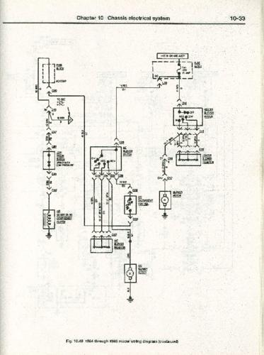 84 cj7 fuel diagram wiring diagram schematic