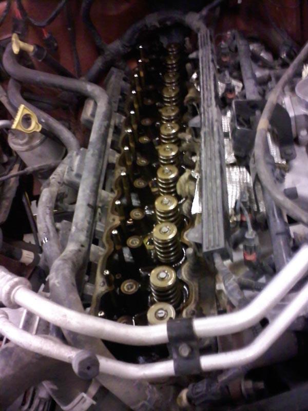 40L Multiple Cylinder misfire